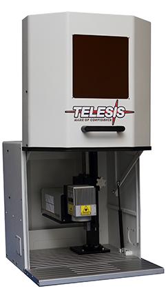 TELESIS Laser Marking - Dot Peen Marking - Scribe Marking - Since 1971