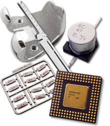 Electronic Laser Part Marking Systems