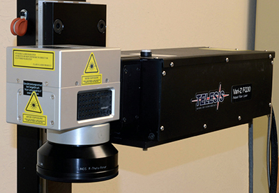 Fq30 3 Axis 3 Axis Solid State Laser Marking System