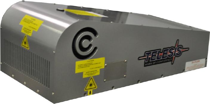 FQD100 Fiber Laser Marking System