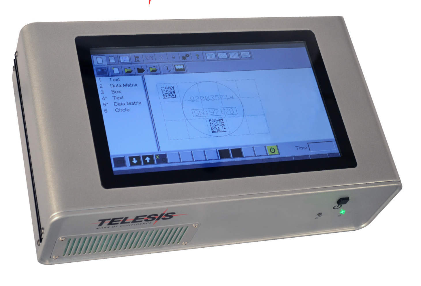 TMC600 Marking System Controller
