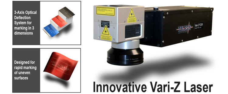 Innovative Vari-Z Laser Marking System