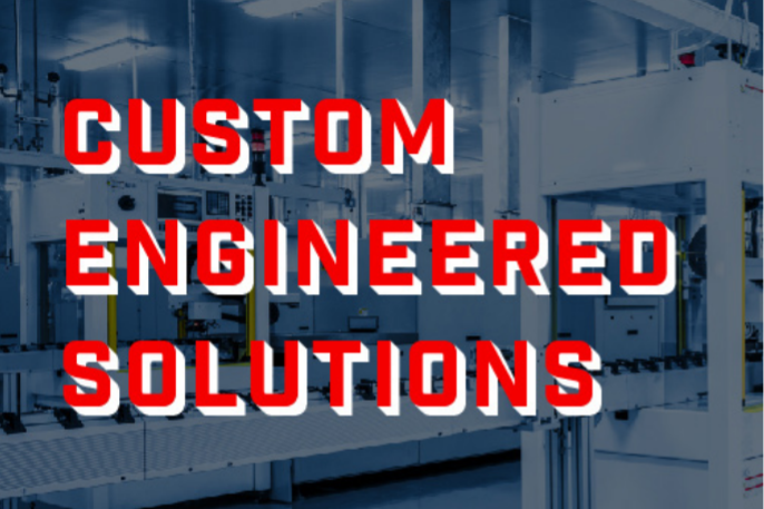 custom engineered solutions and integration for part marking