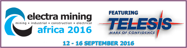 Electra Mining 2016 | Johannesburg, South Africa