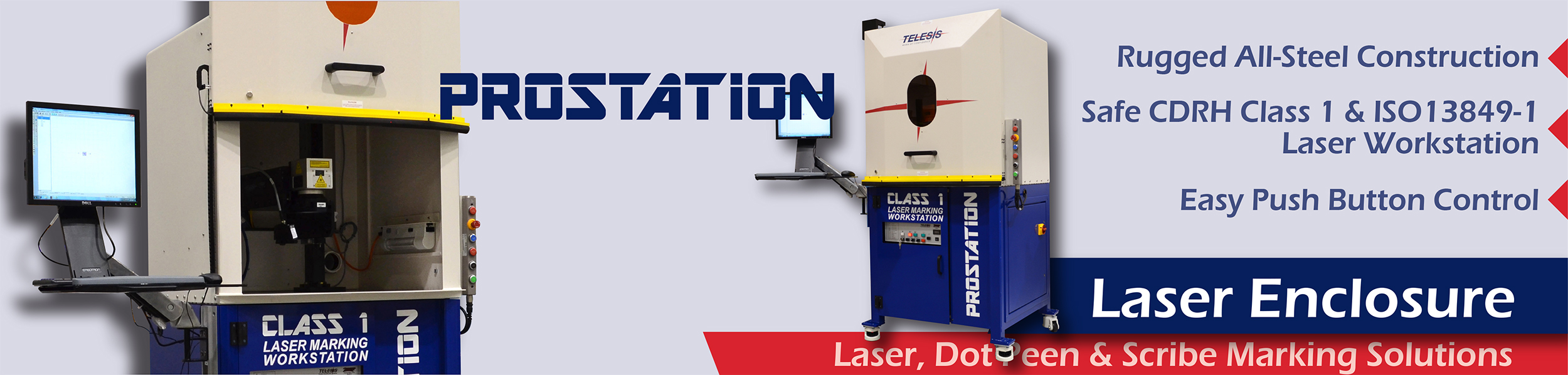 Telesis ProStation Laser Workstations