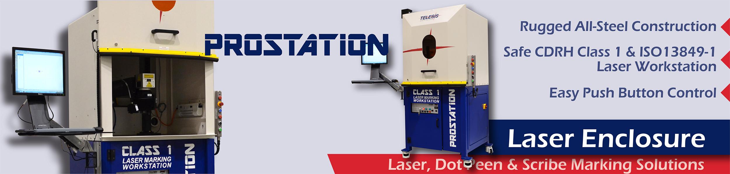 Telesis ProStation Laser Workstations