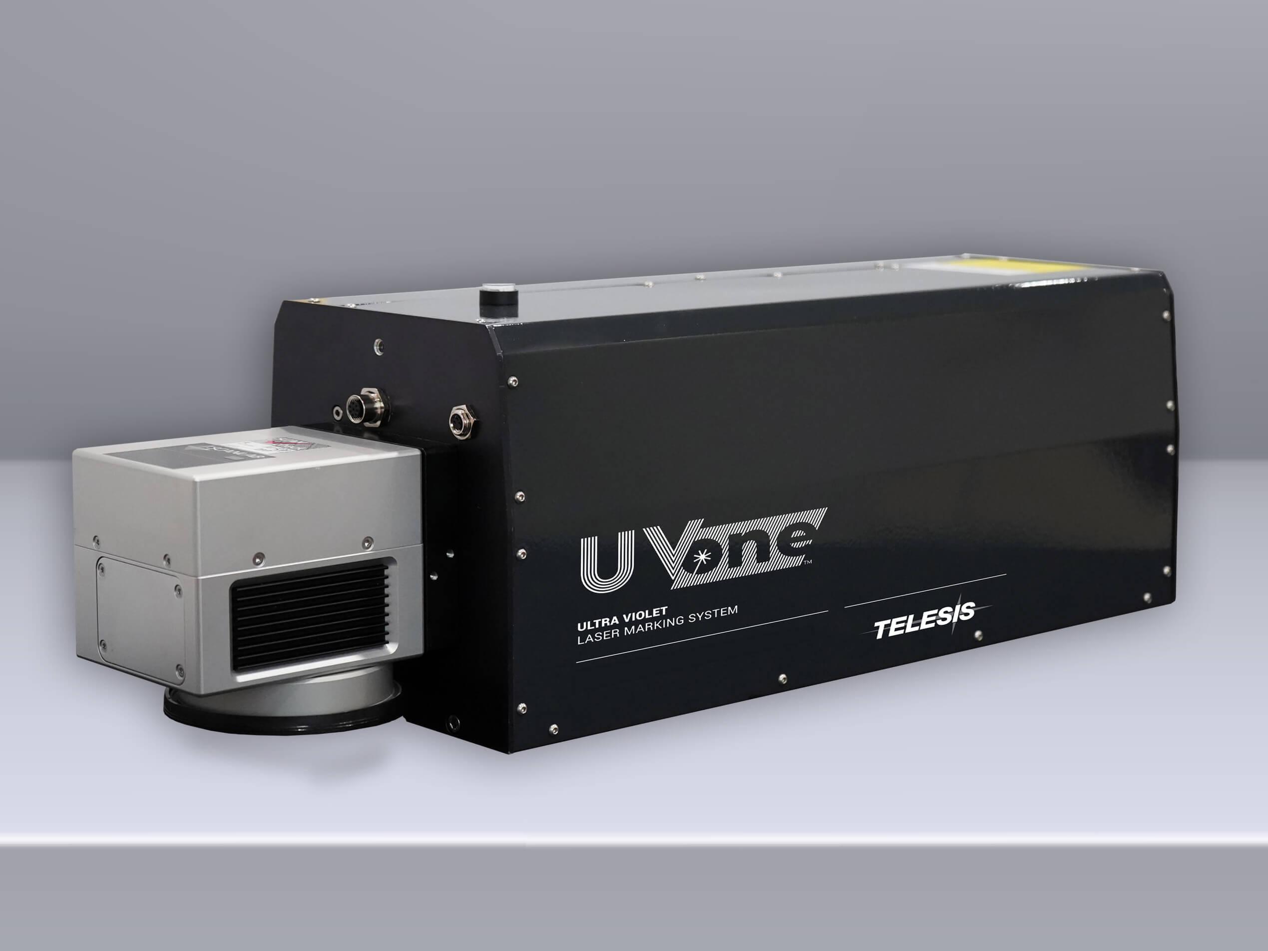 Uv laser marker