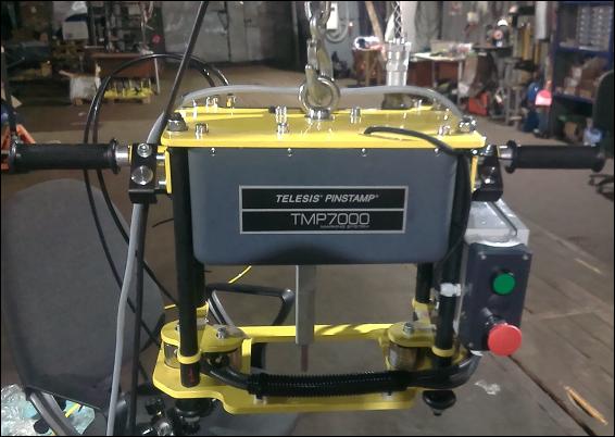 Telesis PINSTAMP TMP7000