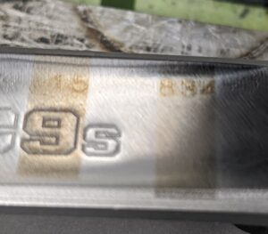 Recover lost serial numbers on guns